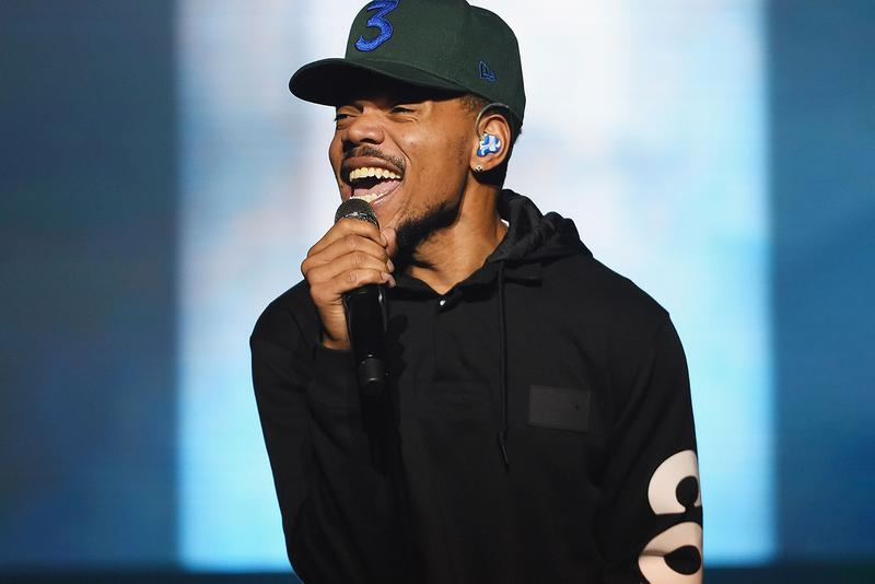 Chance the Rapper 'The Big Day' Tour Announcement tickets reveal dates confirm buy album north america september 13