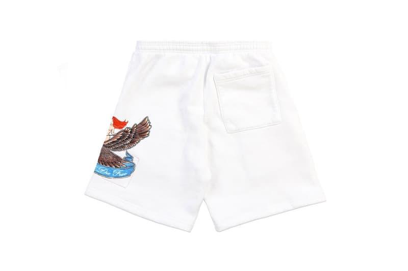 Cherry Los Angeles July 4th Capsule tattoo hoodie t-shirt tee shorts terry cloth cotton cherry la