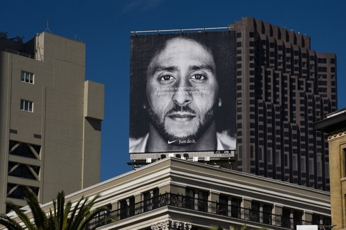 """Nike's Colin Kaepernick Commercial """"Dream Crazy"""" Has Been Nominated for an Emmy"""
