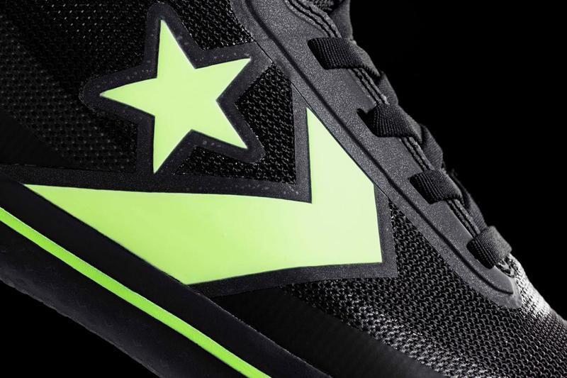 Converse All Star Pro BB Hyperbrights Pack Converse Star Chevron Vivid Volt Glow