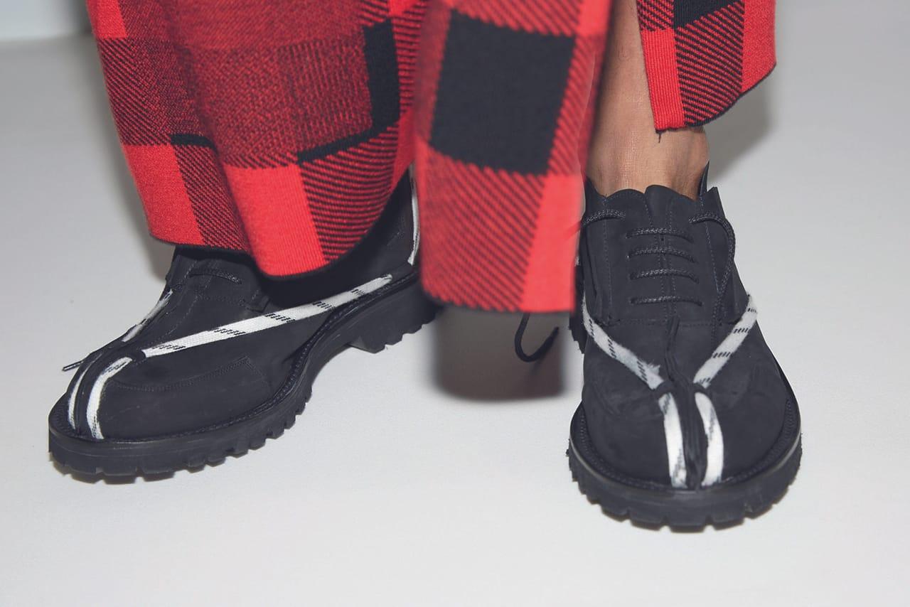 Craig Green x Grenson FW19 Footwear