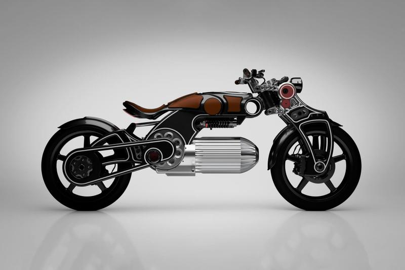 Curtiss Hades Electric Motorcycle Info ev motorcycles electric battery design JT Nesbit
