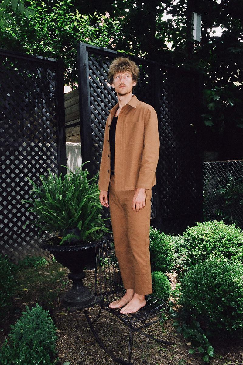 Dashiel Brahmann Spring Summer 2020 Lookbook ss20 collection brooklyn designer