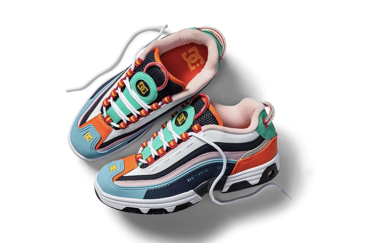 DC Shoes Legacy OG Sneaker Release