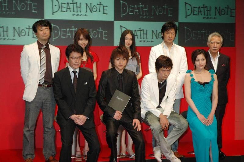 Death Note One Off Storyboard Preview Release anime manga Tsugumi Ohba Takeshi Obata