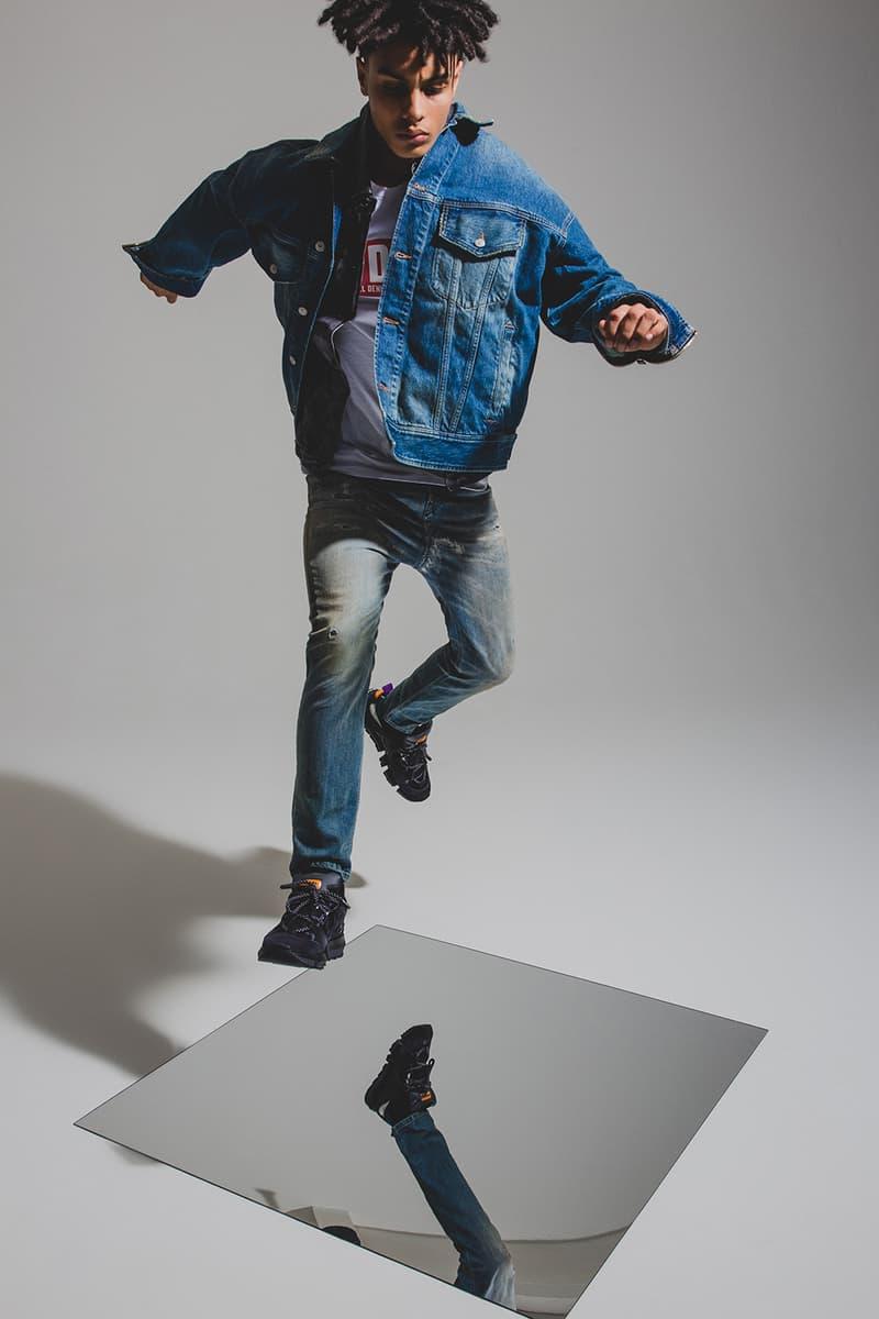 Diesel Drops Pre-Fall 2019 Denim Lookbook Jeans Tonya Harding