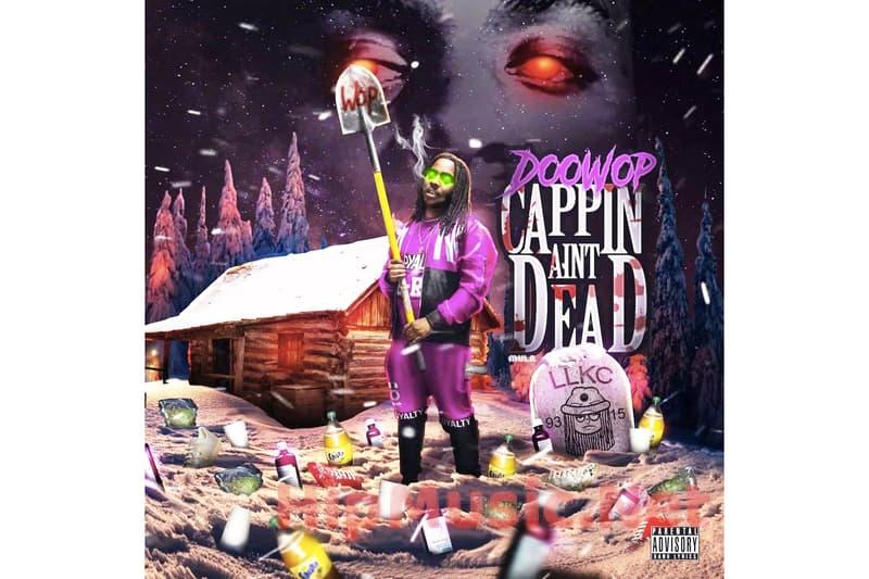 "DooWop ""Cap Flow"" Feat. Lil Uzi Vert Single Stream chief keef producer hip-hop chicago trap rap listen now 'Cappin' Ain't Dead'"