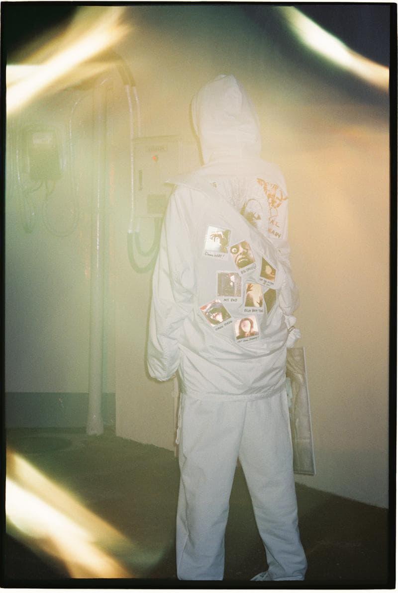 Polaroids Sweatshirts Jackets Hoodies Overcoats Sweatpants White Black Red Gray Denim