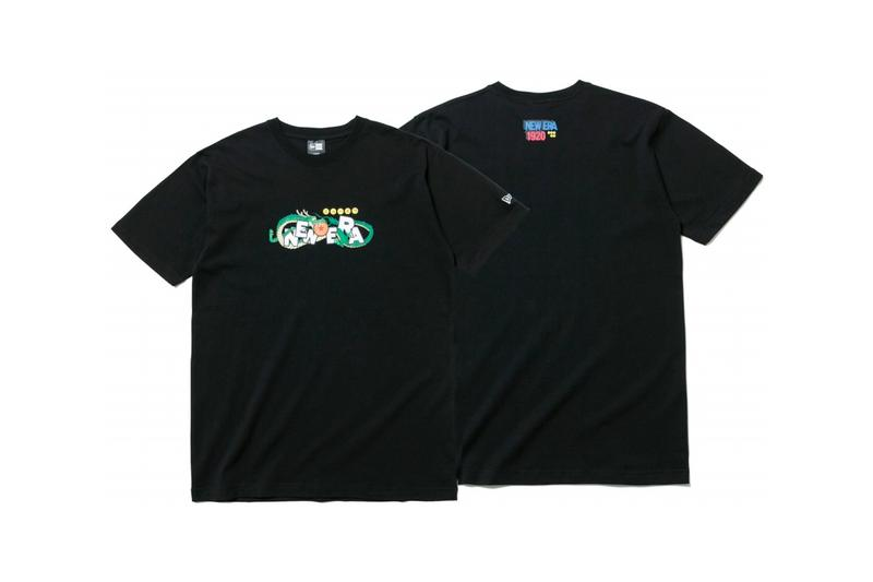 Dragon Ball New Era Capsule Release 59FIFTY® 9THIRTYTM T shirts