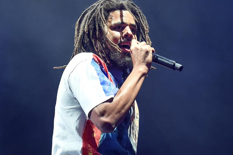 Dreamville Revenge of the Dreamers III Billboard 200 No 1 Debut j cole