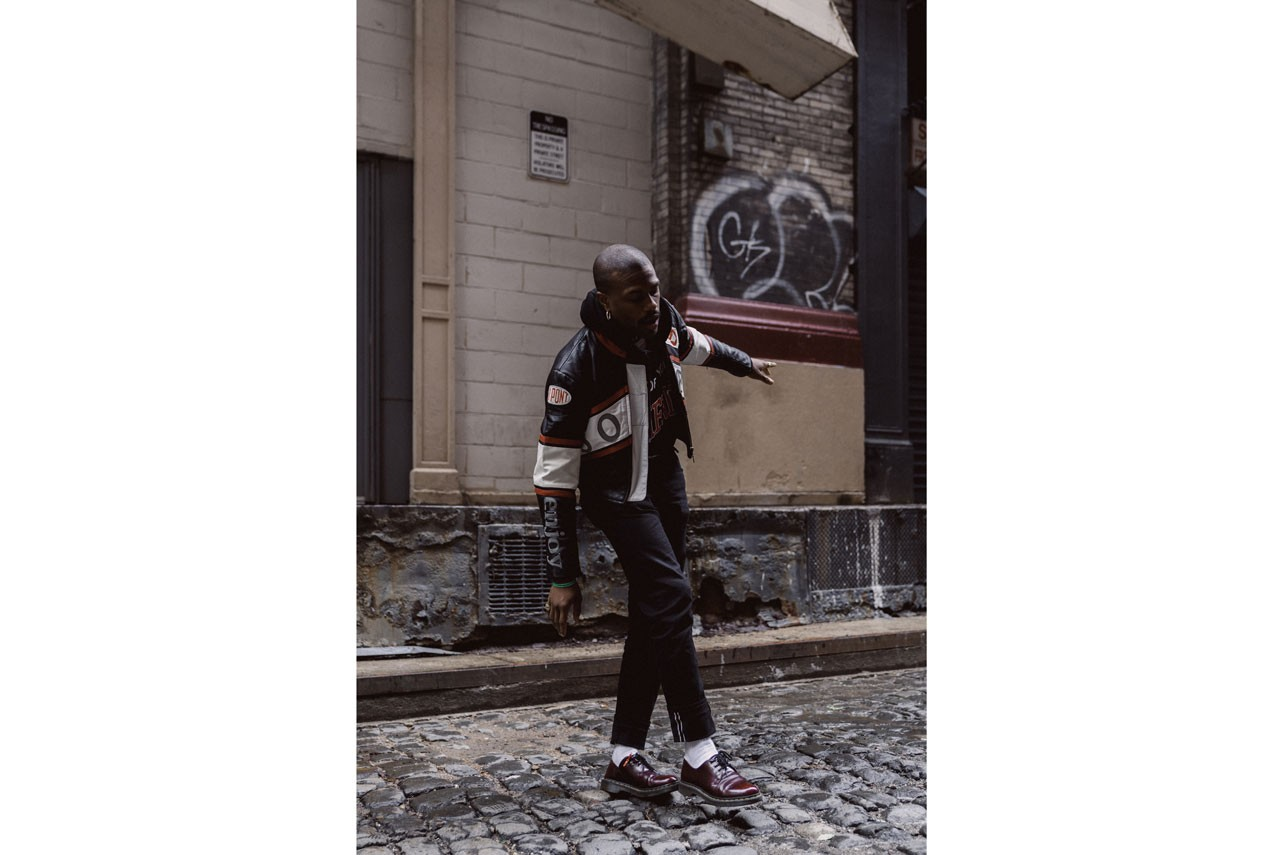 Duckwrth Streetsnaps Style Interview Feature THE FALLING MAN SALLIE MAE Republic Records South Central