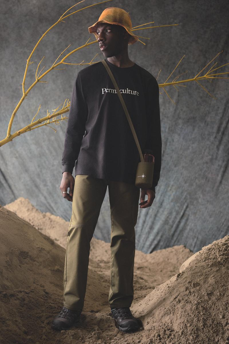 EDEN Power Corp Spring Summer 2020 GARDEN Agriculture Department Collection Lookbook