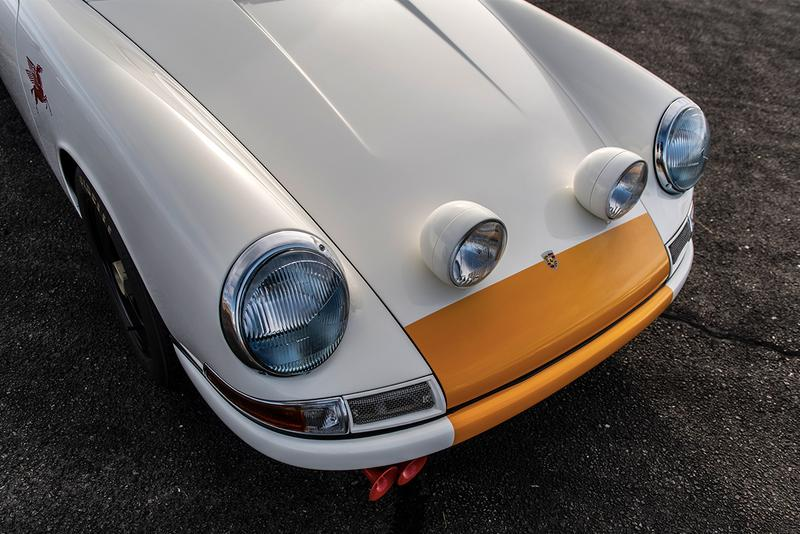 Emory Motorsports Outlaw 911K Special Project vintage cars racers racing porsche heritage rally rod amy customized customization custom