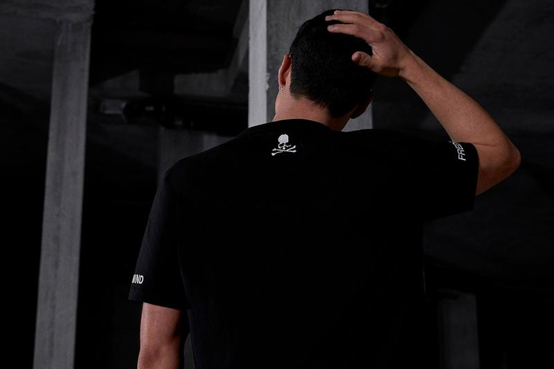END. x mastermind WORLD x Fred Perry Collaboration Tracksuit Polo Shirt T-Shirt Tee For Sale Release Information