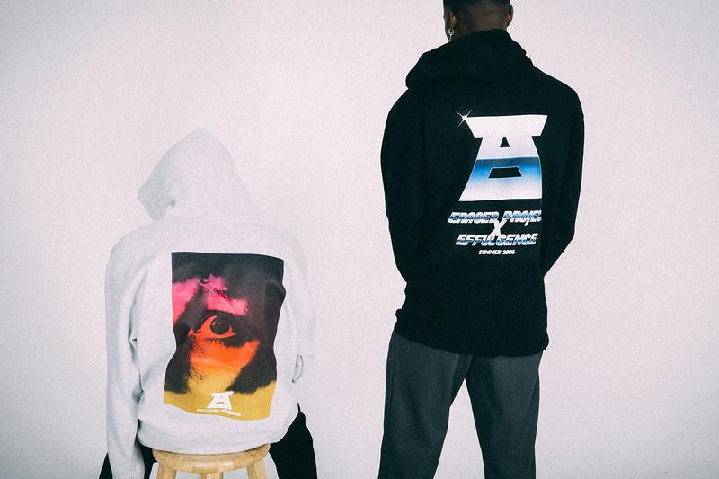Erased x Effulgence Capsule Collection Release