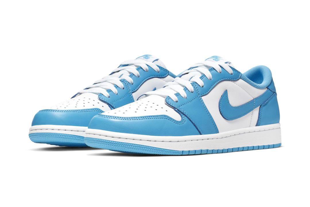 """Nike SB x Air Jordan 1 Low """"UNC"""