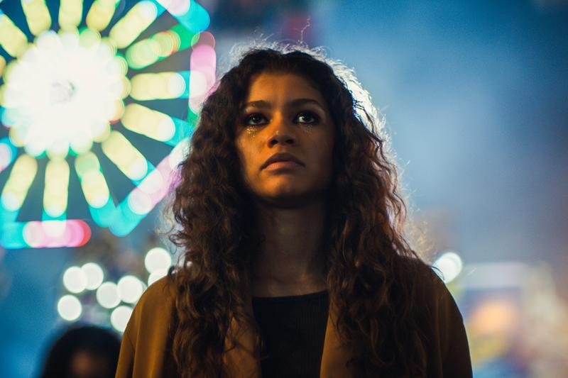 HBO Euphoria Announcement Season 2 Renewal Zendaya Sydney Sweeney Maude Apatow Hunter Schafer Jacon Elordi