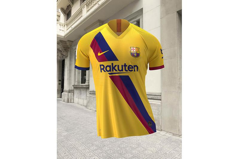 official photos f8cf8 e5803 FC Barcelona 2019/20 Away Kit by Nike | HYPEBEAST