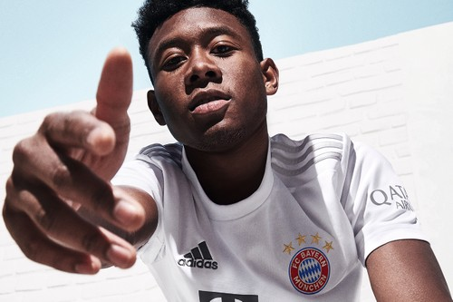 adidas Football Debuts Minimalist Bayern Munich 2019/20 Away Kit