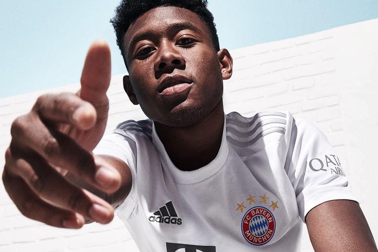 adidas Reveals Bayern Munich Third Kit 2019/20 | HYPEBEAST