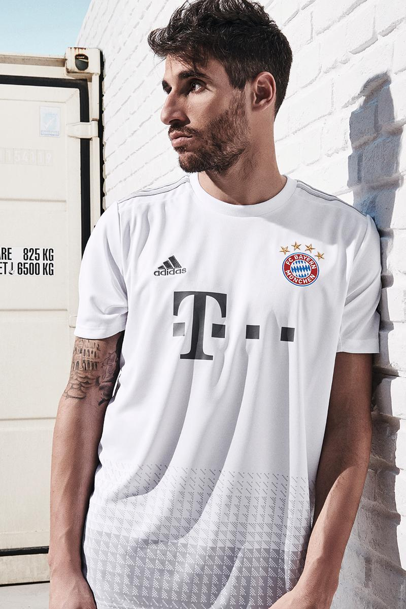 reputable site f9dde 7aa90 FC Bayern Munich 2019/20 Away Jersey by adidas | HYPEBEAST