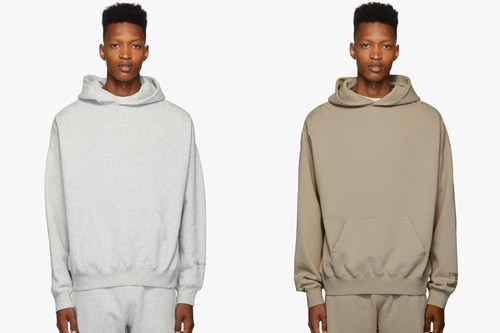 Cozy Up in Fear of God ESSENTIALS' Latest Round of Minimalistic Staples