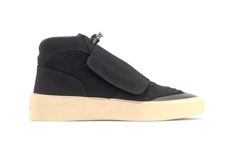 "Fear of God Skate Mid ""Dark Grey"" sneaker where to buy price release 2019"