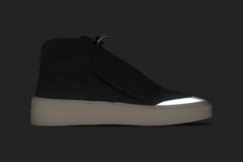 Fear of God Skate Mid Dark Grey Release Info jerry lorenzo