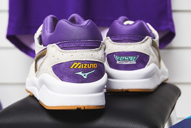 Footpatrol x Mizuno Sky Medal OG Collaboration Sneaker Release Information First Look Drop Retro Runner Japanese Sports Brand London Footwear Store 1992 '90s