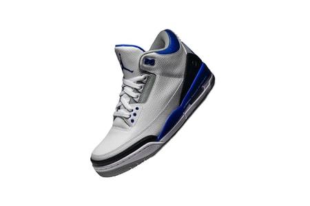 EXCLUSIVE: GOAT Offers Rare Closer Look at fragment design x Air Jordan 3 Sample