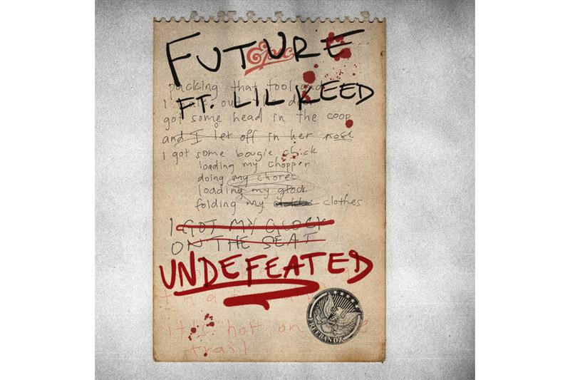 Future Undefeated Lil Keed Single Stream atlanta trapstars hip-hop rappers listen now apple music spotify