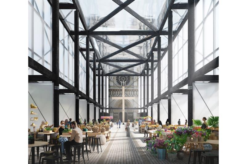 Notre Dame Fire Gensler Architecture Design
