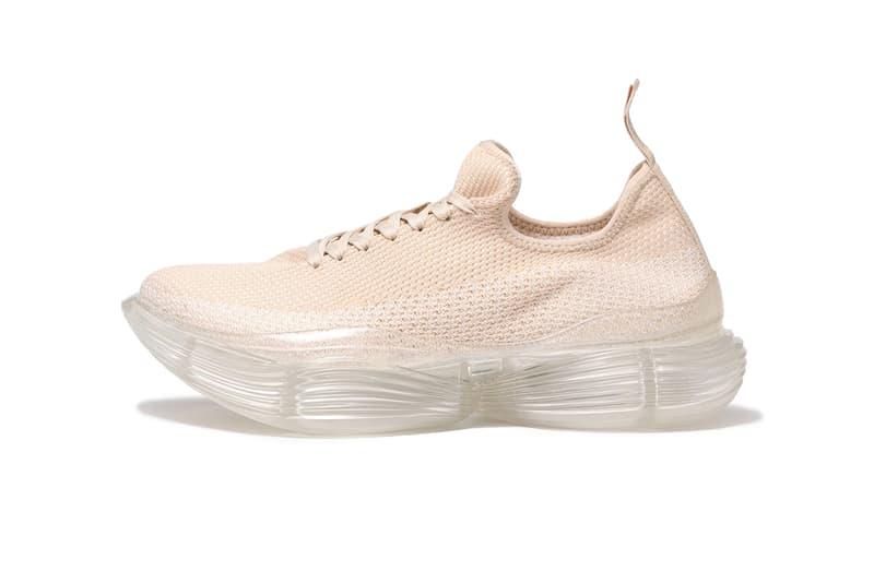 Japanese Footwear Brand GIDDY Online Store Mikio Sakabe Sneakers Design interstellar jewelry up