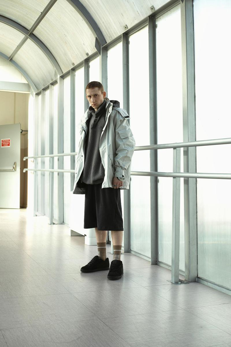 GR10K Fall/Winter 2019 Collection Lookbook FW19 brand