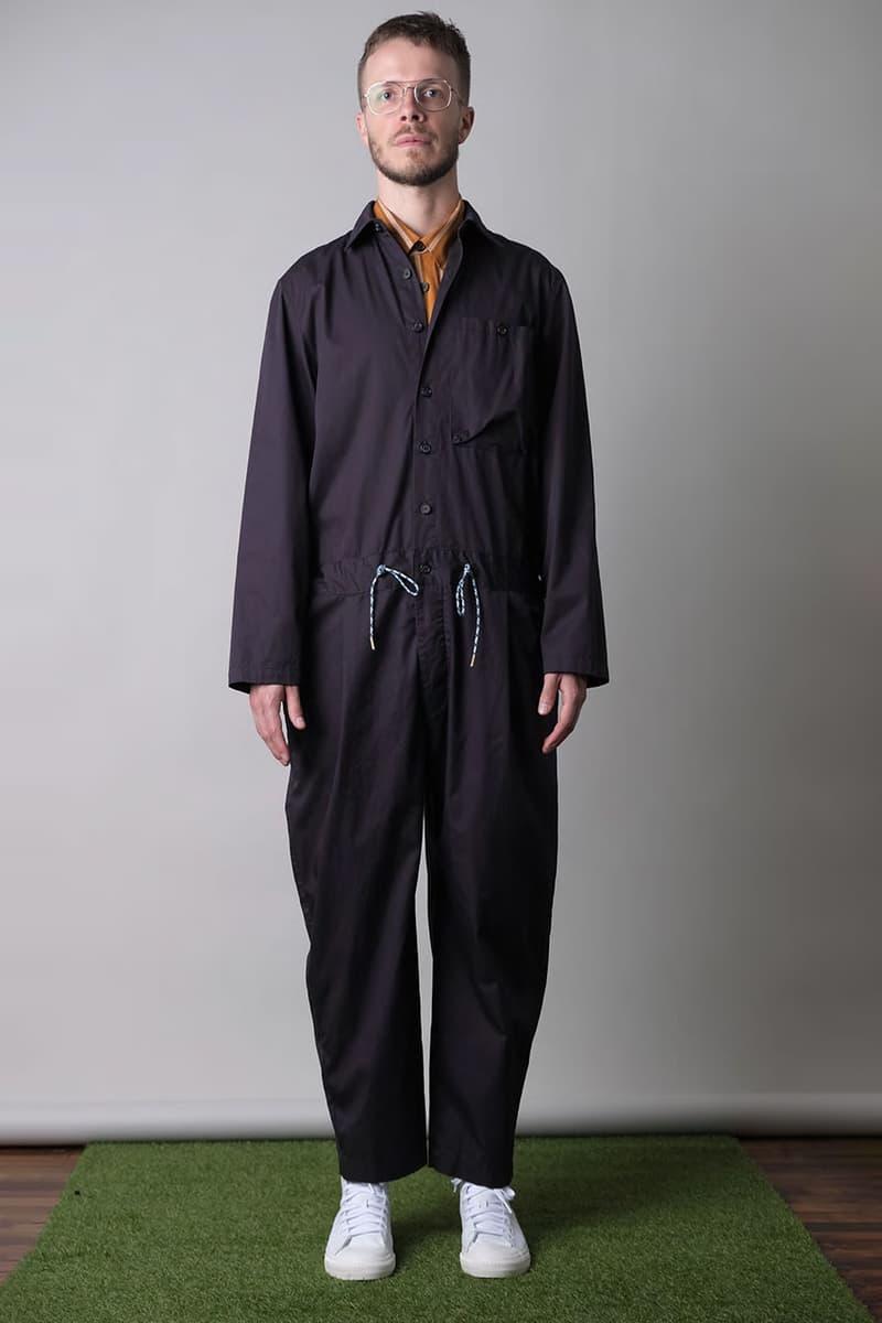 GREI Spring/Summer 2020 Collection Lookbook new york menswear ss20