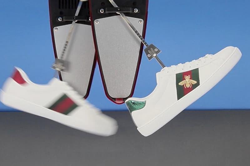 Gucci #24HourAce Second Chapter Ace Sneaker Esteban Diacono Daniel Lam Didi Rojas Kensuke Koike Laura Lemurex asmr