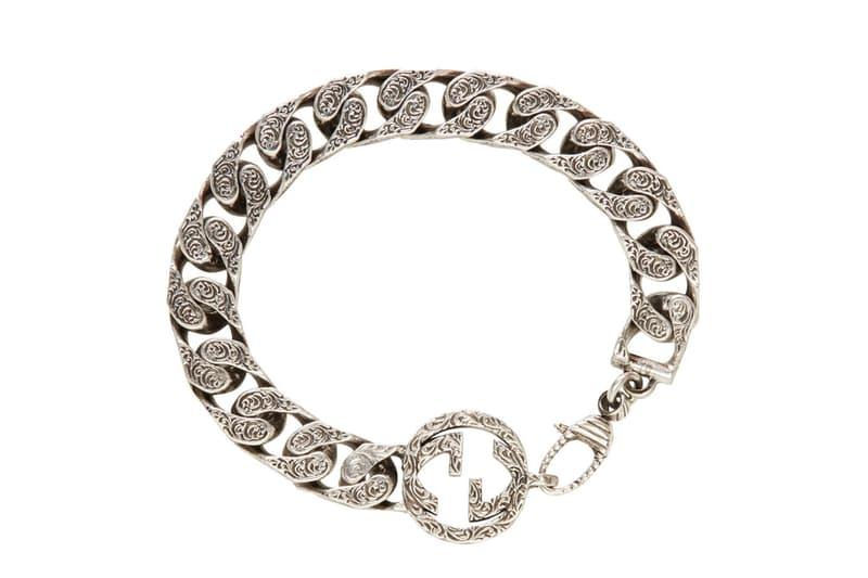 588d940ea Gucci Garden Bracelet Release SSENSE Retail accessories bracelet jewelry