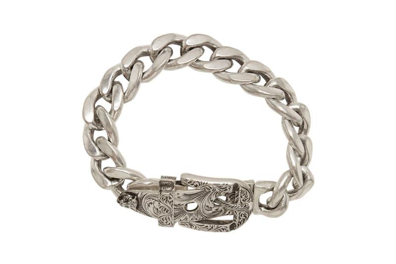 Gucci Garden Bracelet Release SSENSE Retail accessories bracelet jewelry