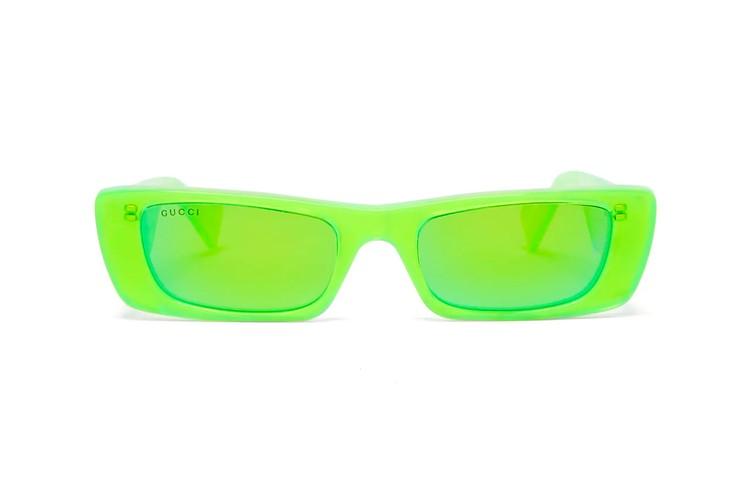 03c5b545bc1a Gucci Drops New Pearlescent & Neon Sunglasses Just in Time for Summer