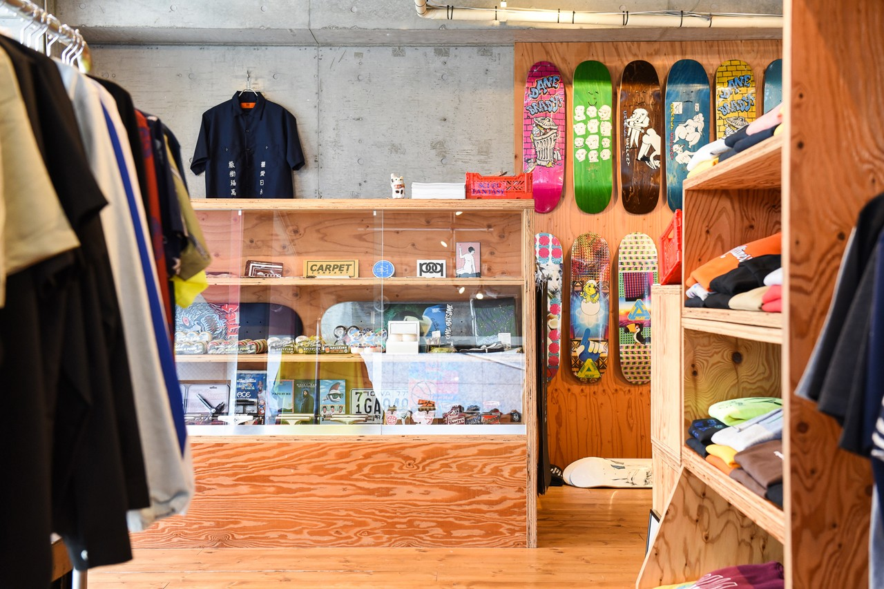 HYPEBEAST Japan's List of Harajuku's Best Stores shops select boutiques retailers independent