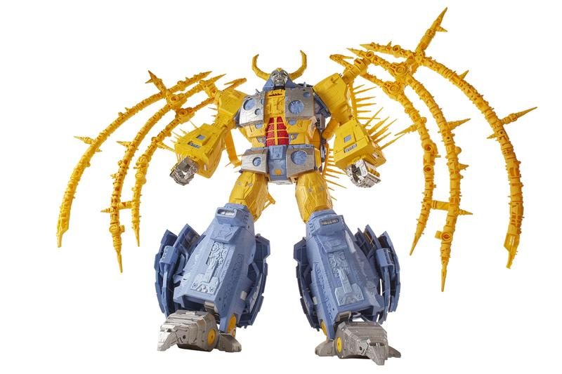Hasbro Transformers War For Cybertron Unicron Crowdfunding Haslab Largest 1986 film Movie Buy Info Date Release Price