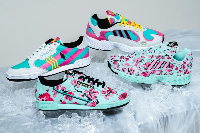 adidas x Arizona Ice Tea's 99 Cent Pop-Up Sneaker Release Shut Down by Police
