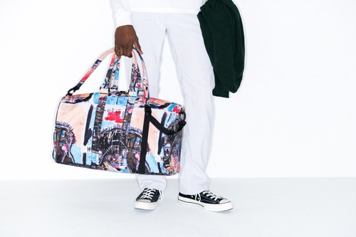 Herschel Supply Pays Homage to Jean-Michel Basquiat with New Collection