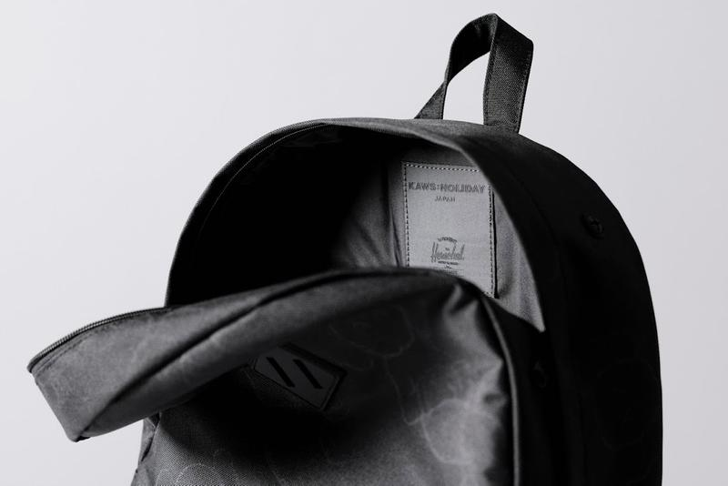 kaws holiday herschel supply limited edition bags accessories collaborations