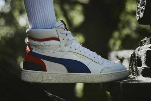 The PUMA Ralph Sampson Mid Makes Its Way From the Courts to the Streets
