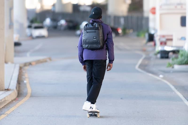 HUF x JanSport Bag Collaboration for Fall 2019 backpack hip pack fanny pack cooler bag ripstop commuter skater