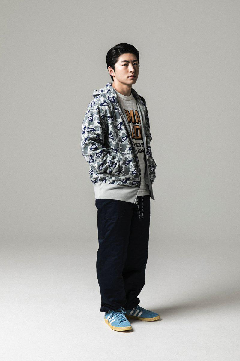 HUMAN MADE Fall/Winter 2019 Collection Lookbook FW19 nigo store by release date info