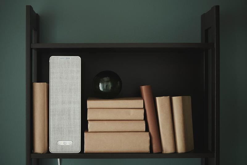 ikea sonos symfonisk speakers wifi furniture bookshelf table lamp release date information august 2019 pricing