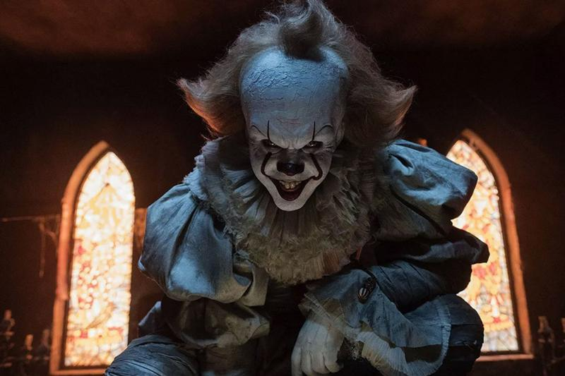 'IT: Chapter One' Returning to Theaters With Special 'Chapter 2' Preview sequels movies pennywise the clown stephen king horror films books movies