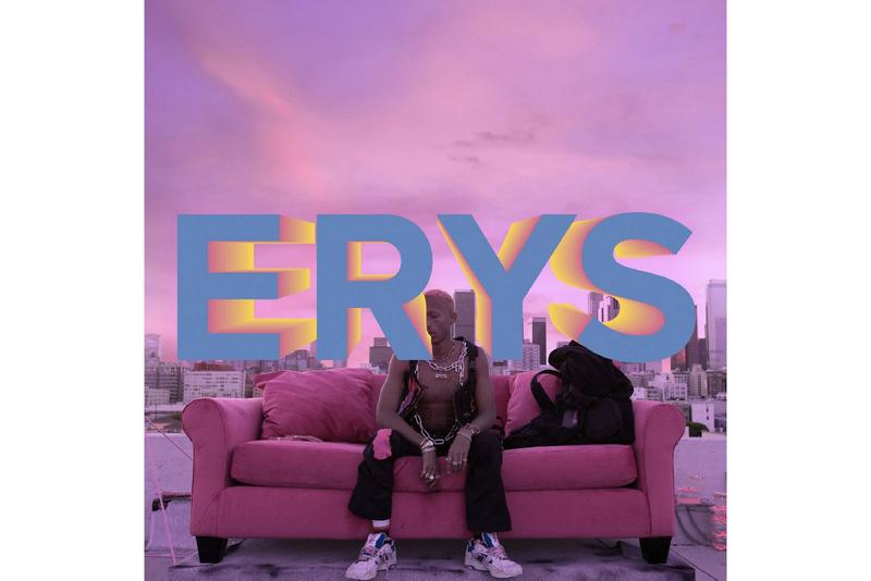 Jaden Smith ERYS Deluxe Album Stream msftsrep
